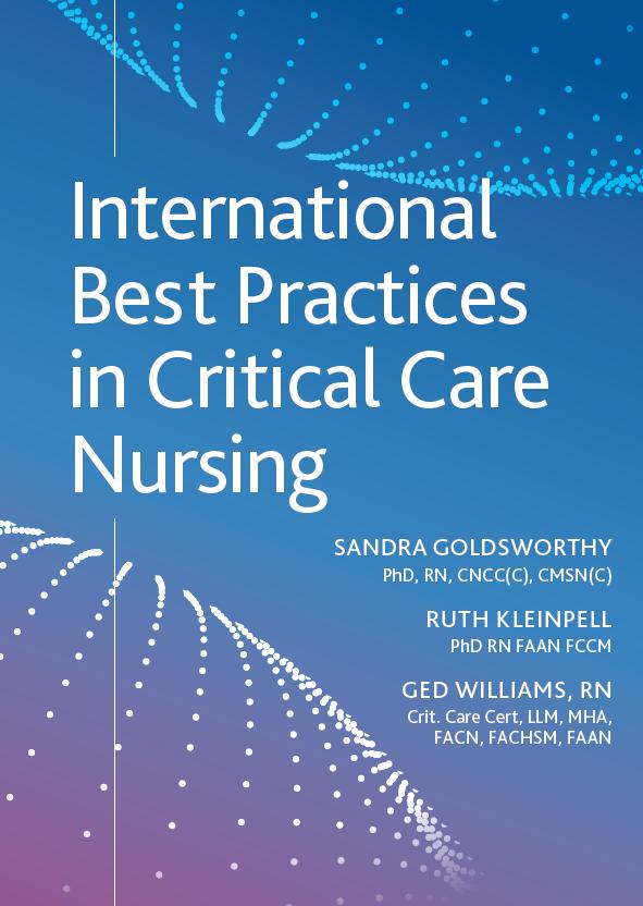 Les meilleures pratiques internationales en soins infirmiers critiques – Free access