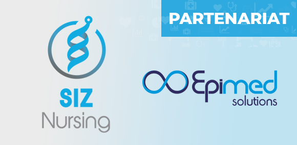 Partenariat                      Epimed & Siz Nursing